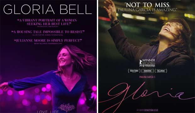 Gloria Bell and Gloria