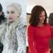 Kit Harington and Emilia Clarke, Game of Thrones; Julia Louis-Dreyfus and Tony Hale, Veep