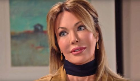 Hunter Tylo in The Bold and the Beautiful