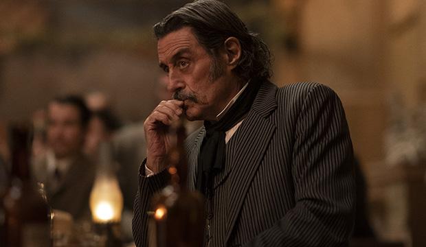Ian McShane, Deadwood: The Movie