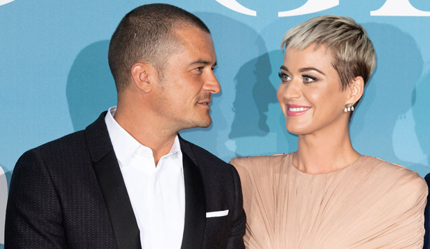Orlando Bloom and katy perry 2019
