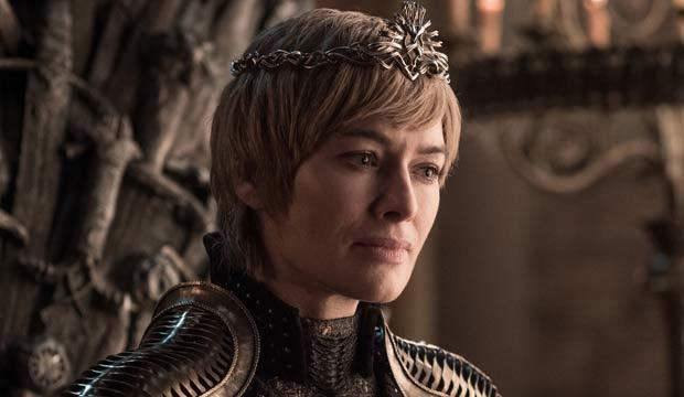 Lena Headey in Game of Thrones season 8