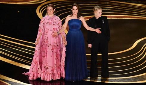 Maya Rudolph, Tina Fey and Amy Poehler, 91st Academy Awards