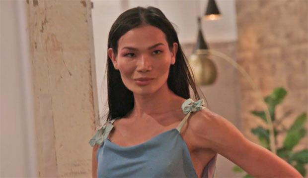 Project Runway transgender model MiMi