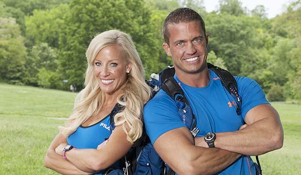 Misti and Jim Raman, The Amazing Race 25