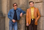 Brad Pitt and Leonardo DiCaprio, Once Upon a Time in Hollywood