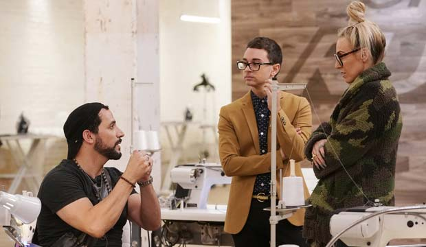 Project Runway episode All the Rage