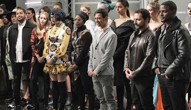 Project Runway season 17 cast