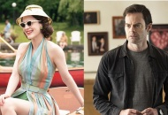 Rachel Brosnahan, The Marvelous Mrs. Maisel; Bill Hader, Barry