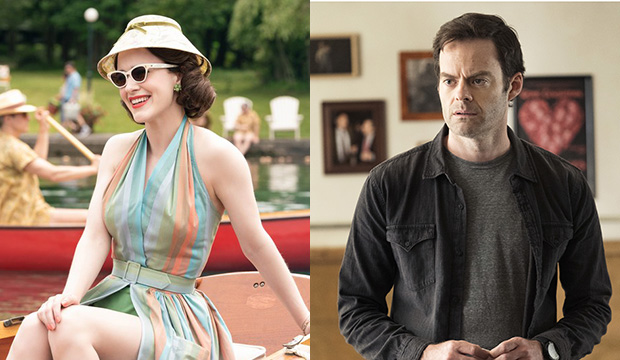 Which defending acting Emmy champ is least likely to win