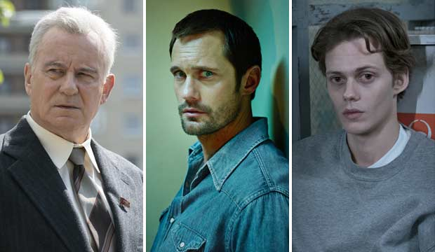 Skarsgard supremacy at the Emmys? Alexander, Bill and Stellan could all be nominated this year