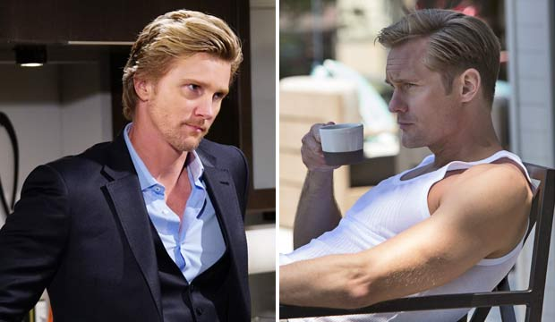 Will Thad Luckinbill ('Y&R') pull an Alexander Skarsgard by winning a Daytime Emmy as domestic abuser?