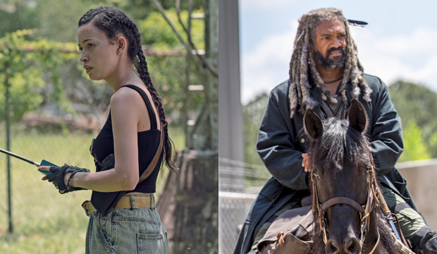 'The Walking Dead' death watch: 5 characters who won't survive the Season 9 finale