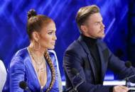 Jennifer Lopez and Derek Hough on World of Dance