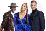 World of Dance judges Ne-Yo, Jennifer Lopez, Derek Hough