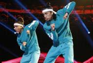 Julian and Charlize on World of Dance
