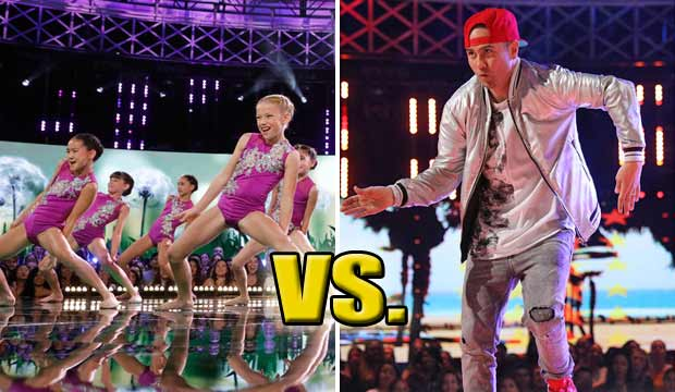Sound off in our 'World of Dance' poll: Are the kids putting the grownups to shame?