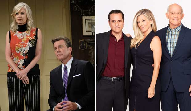 The Young and the Restless and General Hospital