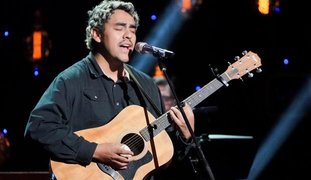 American Idol Season 17 Top 14 Alejandro Aranda