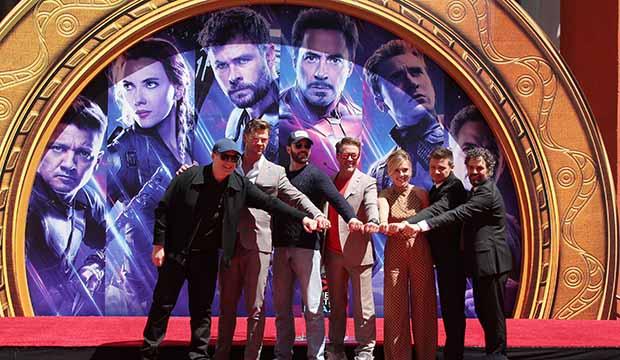 'Avengers: Endgame' Cast