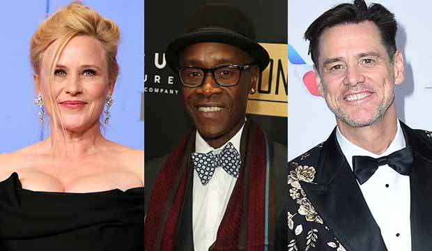 Patricia-Arquette-Don-Cheadle-Jim-Carrey