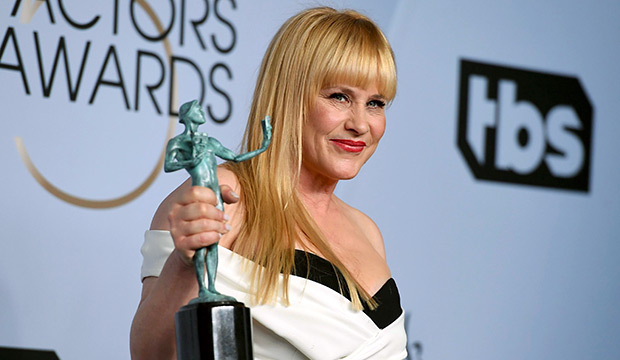Patricia Arquette Wins for 'Escape at Dannemora' in 2019