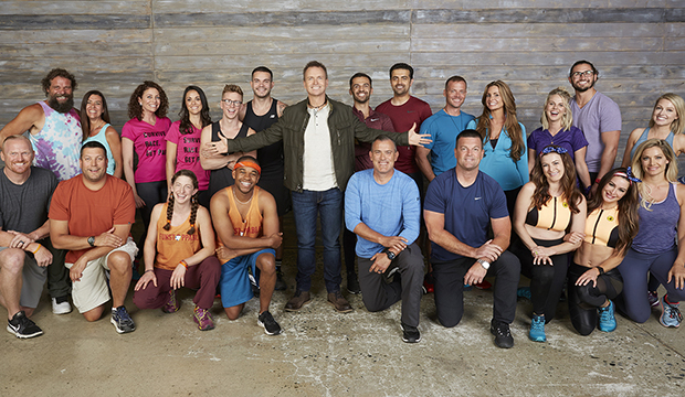 The Amazing Race 31 cast