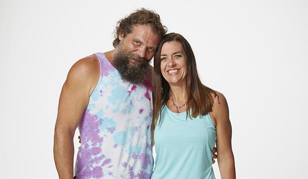 The Amazing Race' fans: Meet Rupert, 'Survivor's' tie-dye