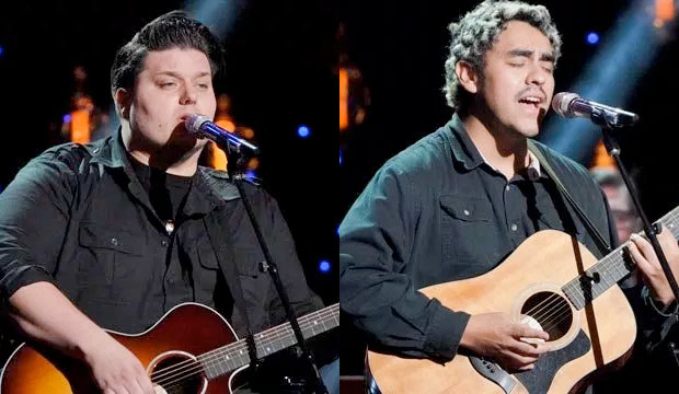 You heard it here: These 2 large-and-in-charge guys just might fight it out to the end on 'American Idol' 17
