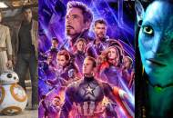 Avengers, Star Wars and Avatar