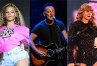 """Beyonce, """"Homecoming""""; Bruce Springsteen, """"Springsteen on Broadway""""; Taylor Swift, """"Reputation"""""""