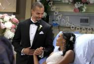 Bryton James and Mishael Morgan on The Young and the Restless