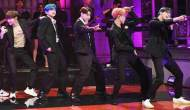BTS on SNL