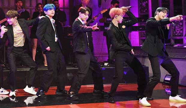 BTS: Top Social Artist Again at 2019 Billboard Music Awards? - GoldDerby