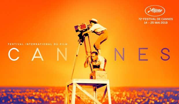 Image result for cannes film festival 2019 logo