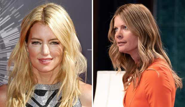 Cynthia Watros and Michelle Stafford