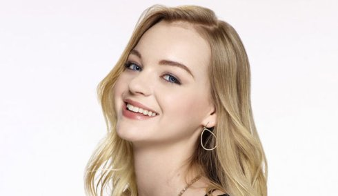 Olivia Rose Keegan on Days of Our Lives
