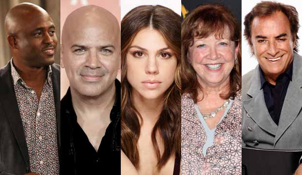 Daytime Emmy nominees for Best Guest Performer