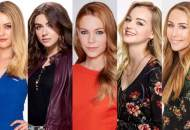 Daytime Emmy nominees for Best Younger Actress