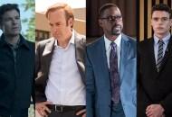Jason Bateman, Ozark; Bob Odenkirk, Better Call Saul; Sterling K. Brown, This Is Us; Richard Madden, Bodyguard