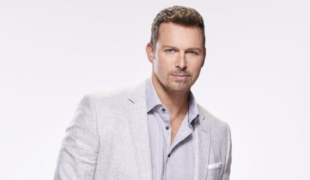 Eric Martsolf on Days of Our Lives