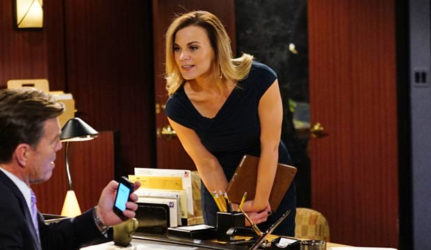 Gina Tognoni on The Young and the Restless