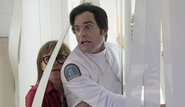 Justin Theroux in Maniac