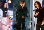 Kacey Musgraves, Keith Urban and Dan and Shay at ACM Awards 2019