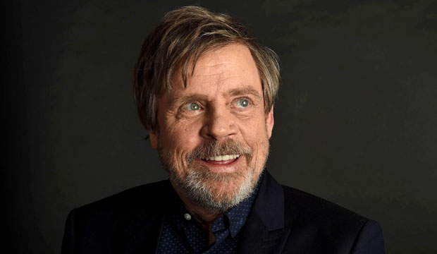 Will the Force be with him? Mark Hamill may win his first Emmy at last after decades of voice acting