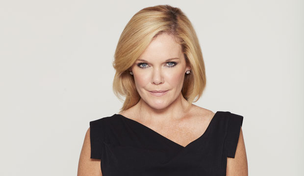 Maura West in General Hospital