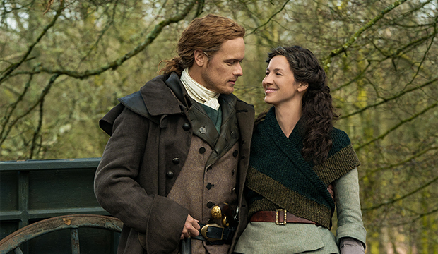 Outlander Season 5 first photo: Jamie and Claire in Fraser's