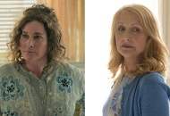Patricia Arquette, The Act; Patricia Clarkson, Sharp Objects