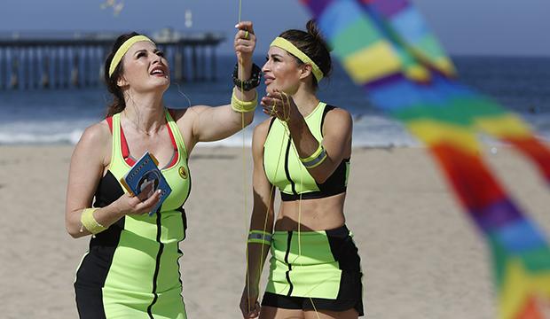 Rachel Reilly and Elissa Slater, The Amazing Race 31