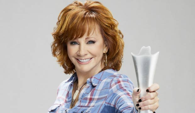 Reba McEntire at the ACM Awards